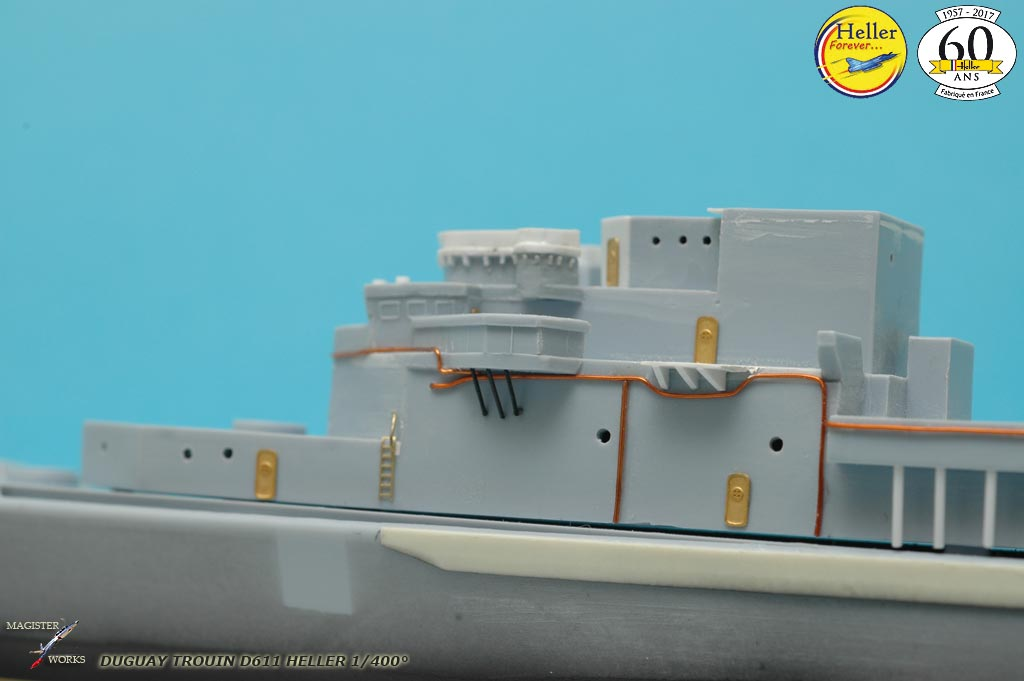 [1/400] FREGATE DUGUAY TROUIN D 611 - Page 3 Photo34