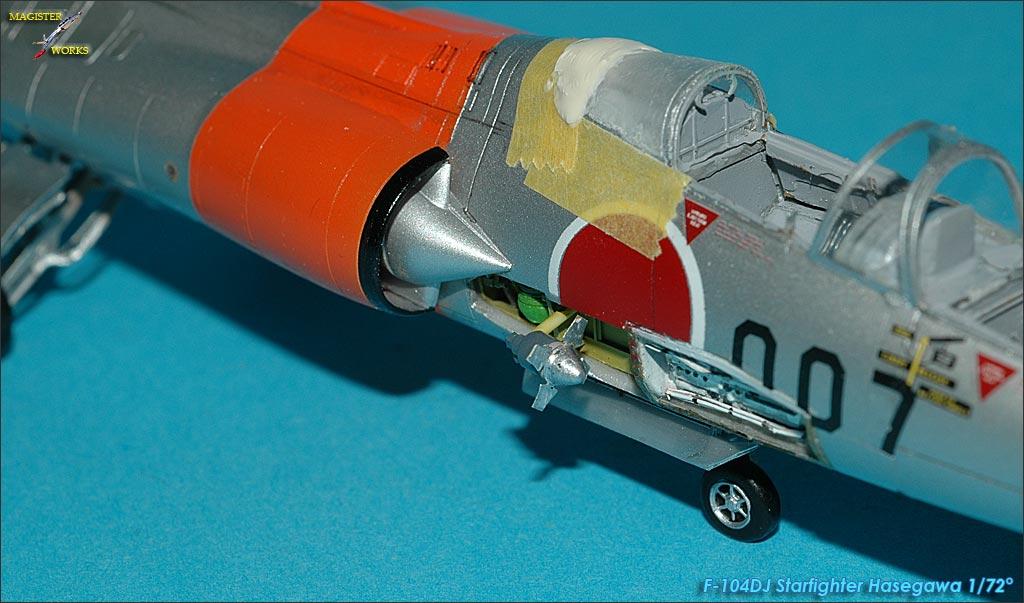 [Hasegawa] Mitsubishi F-104DJ 1/72° [FINI] - Page 5 Photo79