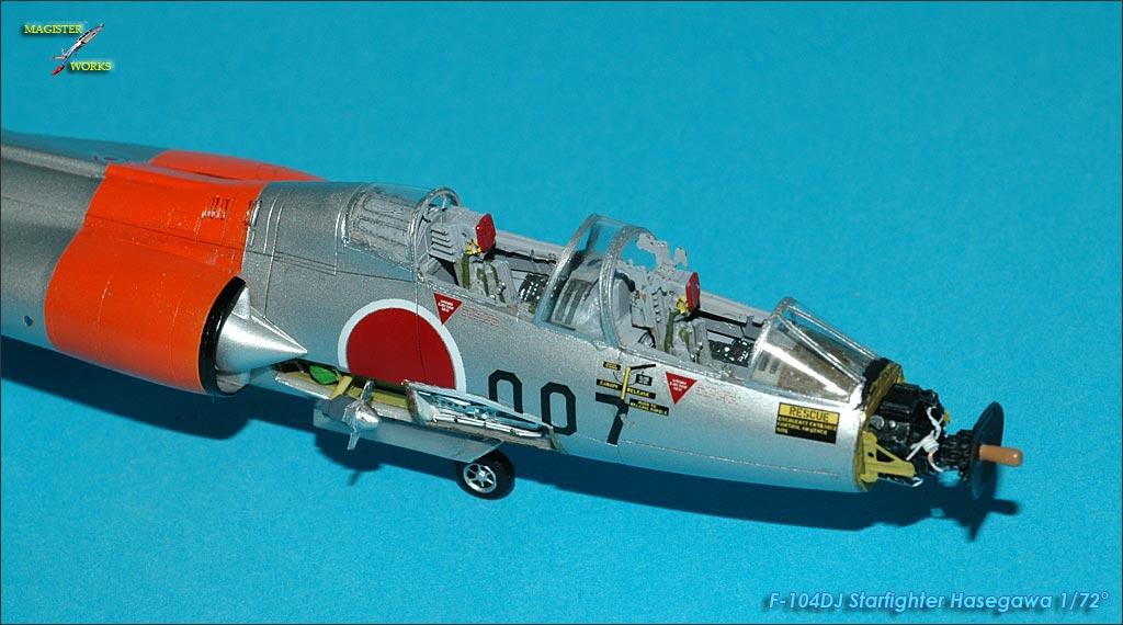 [Hasegawa] Mitsubishi F-104DJ 1/72° [FINI] - Page 5 Photo83