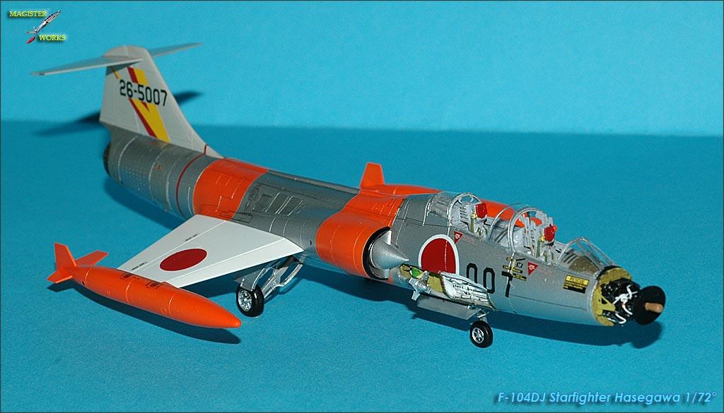 [Hasegawa] Mitsubishi F-104DJ 1/72° [FINI] - Page 5 Photo86