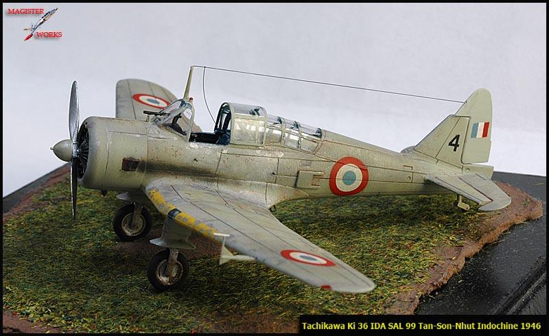 [FUJIMI] Tachikawa Ki 36 Armée de l'Air Photo1013