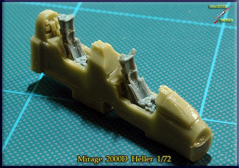 [REVELL] Mirage 2000D Photo02