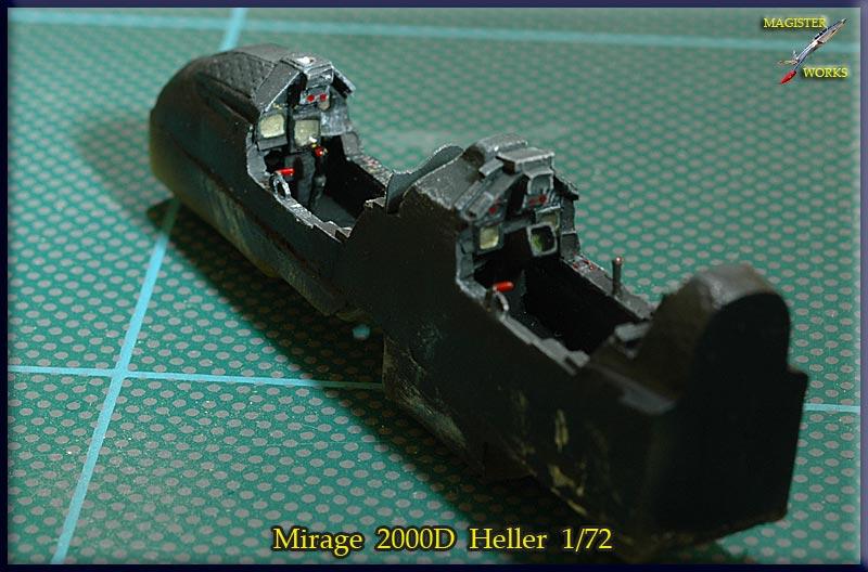 [REVELL] Mirage 2000D Photo18