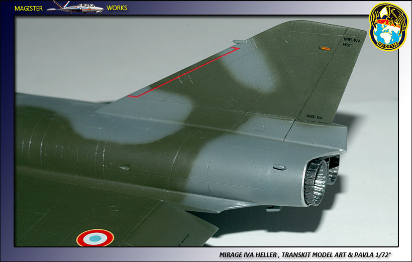AMD Mirage IVA n°51 BX Photo204