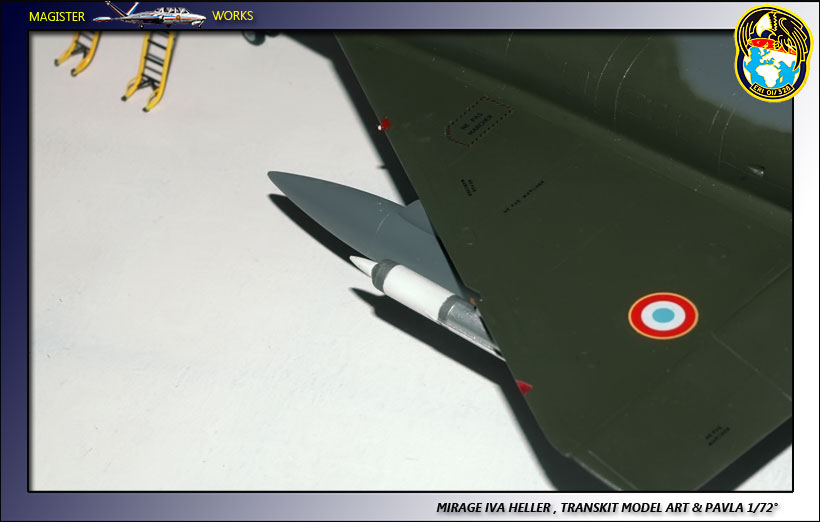 AMD Mirage IVA n°51 BX Photo207