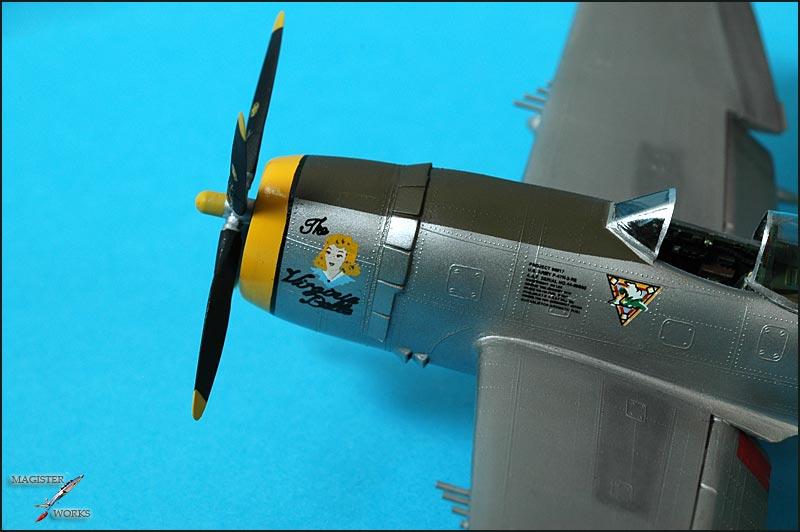 Republic P-47N Thunderbolt Heller 1/72 Photo35