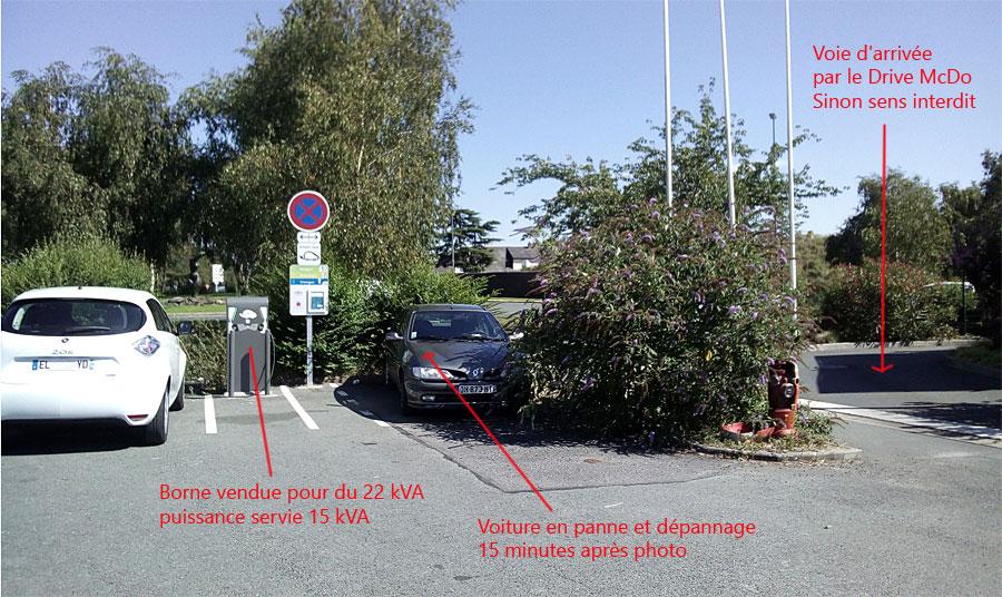 Niort - Angers aller/retour journée Photo08